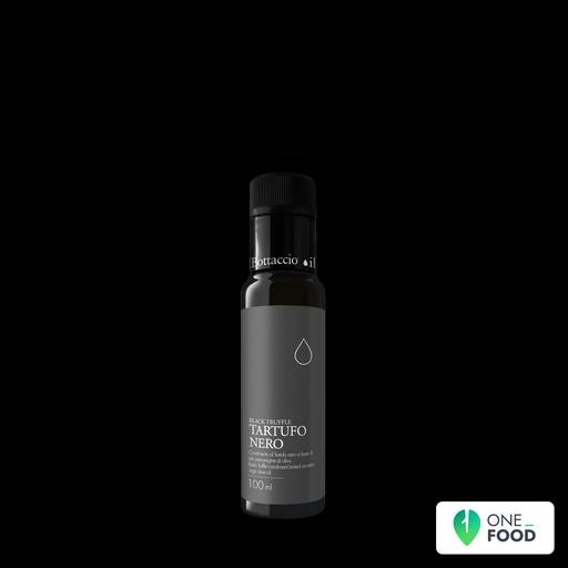 Olivenol Extravergine Mit Schwarzen Truffel